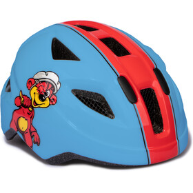 Puky PH 8 Helm Kids blau/rot